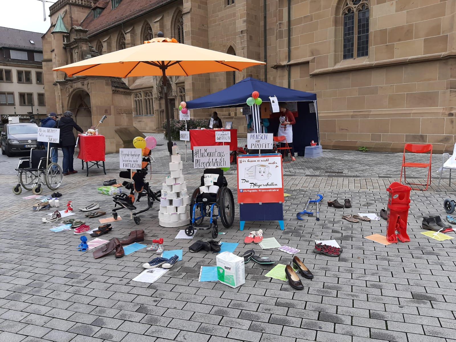 """""""Teilhabe jetzt!"""" Selbsthilfegruppe für pflegende Angehörige und Menschen mit Behinderung – jetzt in Heilbronn Stadt und Landkreisen"""
